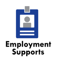 Employment Supports Icon
